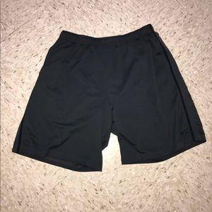 Mens Charcoal Grey Nike Shorts XXL